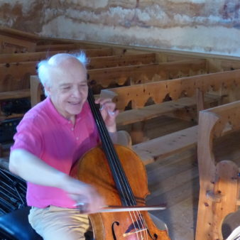 Albert Roman, Giarsun