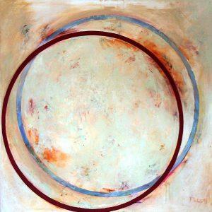 Venezianischer-Kreis_1993_oel-auf-Lwd_180-180_cm